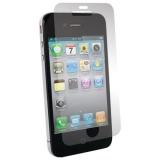 BodyGuardz UltraTough Optically Clear Skin for Full Body Protection with Anti-Microbial for Apple iPhone 4/4S (Gel/Dry A