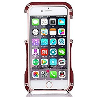 ETTG Glass Waterproof Shockproof Dirtproof Snowproof IP68 Underwater 6.6 Feet Metal Aluminum Protector Case Cover For Ip
