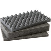 Pelican Products 1085-400-000 3 -Piece Replacement Pick N Pluck Foam Set For 1085 Case (Black)