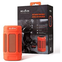 BEASON Ultra Portable Bluetooth Speaker With 15 Hours Playtime, Deep Bass Hi-Fi Sound Outdoor Party Camping Water Resist