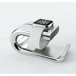 Apple Watch Stand, FTONDA Charging Stand for Apple Watch 2015 2016 Portable Stand Dock for iPhone SE 6 6S 6 Plus iPad