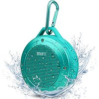 MIFA F10 IP56 Outdoor Bluetooth 4.0 Speaker Blue Color,Built-in Mic,Rechargeable Battery,5Hours Playtime,3W,DSP Chipset,