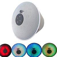 BraveGo Megaphone Audio Amplifier Aerophone Ultra-Portable Wireless Bluetooth Stereo Speaker Built In Hands Free Speaker