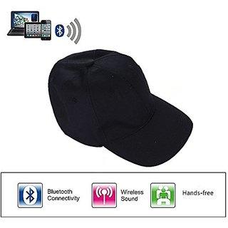 Fashion Wireless Bluetooth 3.0 + EDR Headset Headphone Sport Sun Hat Music Baseball Cap Hands-free Phone Call Answer for