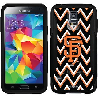 Coveroo Commuter Series Case for Samsung Galaxy Note 3 - San Francisco Giants Sketchy Chevron