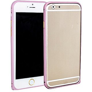 Komhode Hippocampal Buckle Bumper Case for iphone 6 4.7inch, Pink