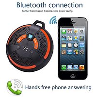 Bluetooth Speaker With Long Play Time, 393 Inch Bluetooth Range And Built-in Microphone For Phone Answering, Portable Wi