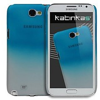 Katinkas USA 2108054194 Hard Cover for Samsung Note 2 - Fade -1 Pack - Retail Packaging - Blue
