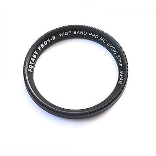 Fotasy MRC_37mm 37mm Multi-Coated Camera Lens Filters