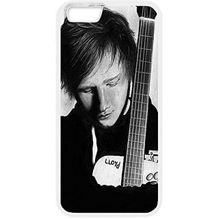 Popular Singer Ed Sheeran Guitar Iphone 6s Case,Case-Unique Protective Cover Skin for Iphone 6 TPU White