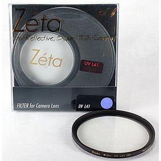 Kenko 72mm Zeta L41 UV ZR-Coated Slim Frame Camera Lens Filters