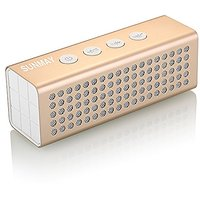 SUNMAY Portable Wireless Bluetooth Speaker 20W Power Bank Function Built-in 4400MAH Battery Two-channel Stereo Surround