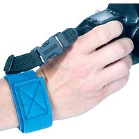 OP/TECH USA 6704252 Gotcha Wrist Strap - Neoprene Camera Wrist Strap (Royal)