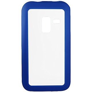 Reiko PP-SAMR920NV Hybrid Gummy PC/TPU Slim Protective Case for Samsung Galaxy Attain 4G R920 - 1 Pack - Retail Packagin