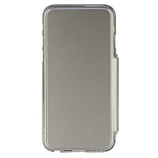 Air Jacket Flip for iPhone 6 Plus (Silver)