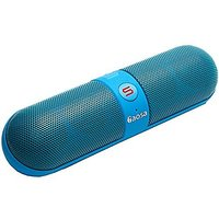 Bluetooth Speakers,Portable Wireless Surround Sound Speaker,Stereo Speaker,The Pill Car Speaker