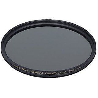 Kenko 62mm Zeta C-PL Wideband ZR-Coated Slim Frame Camera Lens Filters