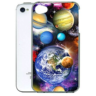 Gift Trenz Kangaroo Lab 3D Lost in Space iPhone 4/4s Case - Retail Packaging - Multicolor
