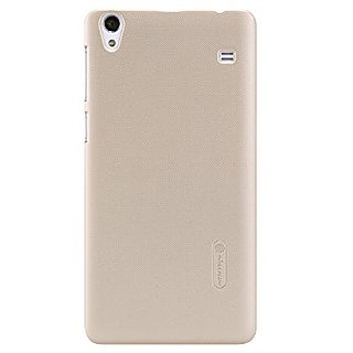 Nillkin Lenovo Note8 (A936) Super Frosted Shield - Retail Packaging - Golden - Carrying Case - Retail Packaging - Golden
