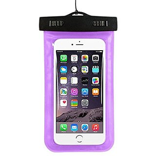 Waterproof Case, zeavola 2 Pack Waterproof Pouch Bag Case for iPhone 6s/6s Plus/6 Plus/6/5s, Samsung S7/S7 EDGE/S6/S6 ED