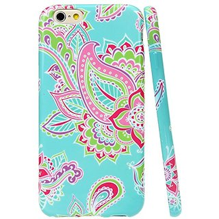 iPhone 6S Case, iPhone 6 Case, Style4U Fashion Printed Design Slim Fit Flexible Gel Case for Apple iPhone 6S / 6 with 1