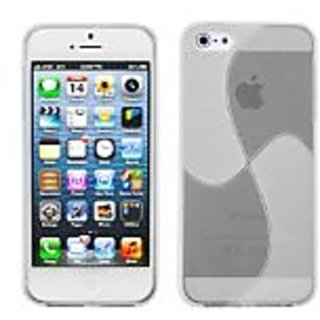 Asmyna IPHONE5CASKCA160 Slim and Durable Protective Cover for iPhone 5 - 1 Pack - Retail Packaging - Clear Windmill...