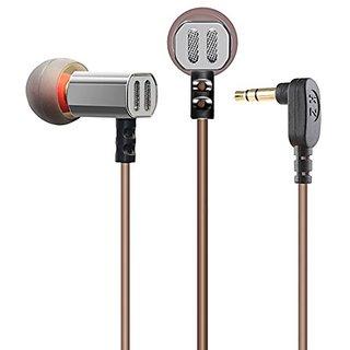 GranVela In-Ear Headphones ED9M High Performance Enhanced Bass Earphones With Microphones,3.5mm Jack Earbuds for iPhone