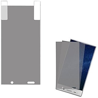 MyBat Screen Protector for SHARP 306 (Aquos Crystal) - Retail Packaging - Clear