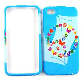Cell Armor Back Cover for iPhone 4 and 4S