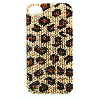 Midwest Design Imports, Inc. 55979 Safari Pattern iSticker for iPhone 4/4S - 1 Pack - Retail Packaging - Assorted