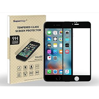 SuperMay® I6 plus Fullbody Screen Protector,Premium Tempered Glass Screen Protector Guard Front Full body Cover Skin
