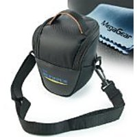 MegaGear ``Ultra Light`` Camera Case Bag For Olympus SP-820, Sp-815uz, SP-810 ,SP-720UZ, Olympus OM-D E-M5