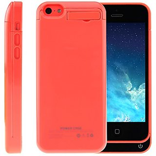 Sykiila(TM) Iphone 5 Iphone 5s Iphone 5c 2200 Mah Universal Battery Case Rechargeable Backup Portable Charger External P
