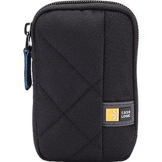 Case Logic CPL-101 Point and Shoot Camera Case (Black)