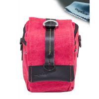 MegaGear ``Ultra Light`` Camera Case Bag Rose For Canon SX50 HS, Sx510 HS, Sx500, Nikon 1 S1, Nikon 1 J3