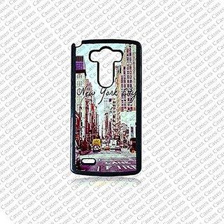Krezy Case LG G4 case, Lg G4 Phone case, New York city Lg G4 case, Cute Lg G4 cover, Best Lg G4 Phone Case