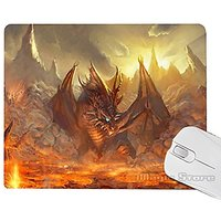 Dragon Of The Wasteland Dragon Mouse Pad, ToyMP:190