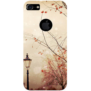 GripIt Autumn Evening Printed Case for Apple iPhone 7
