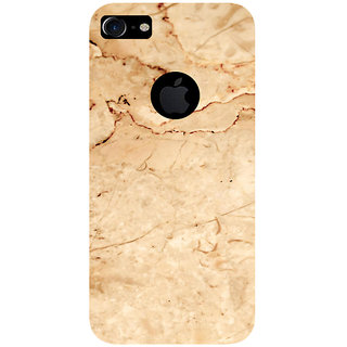 GripIt Sand Marble Printed Case for Apple iPhone 7