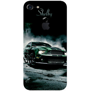 GripIt Shelby Cobra Printed Case for Apple iPhone 7