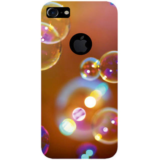 GripIt Bubbles Printed Case for Apple iPhone 7