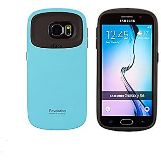 iFace Revolution Case for Galaxy S6 - Retail Packaging - Emerald