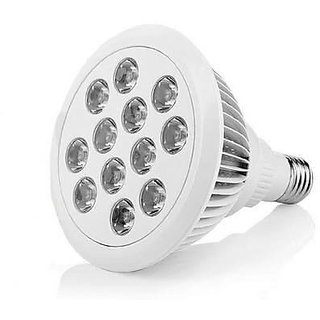 High Efficient 12w LED Grow Light, collee Plant Grow Lights E27 Growing Bulbs For Garden, Plant, Greenhouse