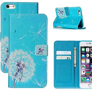 6S Case,iPhone 6S Cover,for iPhone 6S Case,iPhone 6S Leather Case - Panycase Leather Case Wallet Cover for iPhone 6S #00