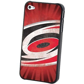 NHL Carolina Hurricanes iPhone 5 Large Logo Lenticular Case