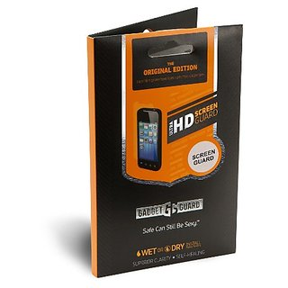 Gadget Guard Blackberry Bold 9900/9930 Ultra HD Original Edition Screen Guard - Retail Packaging - Clear