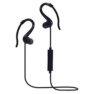 Joruby Bluetooth Headphones, Premium Sound with Bass, V4.1 Wireless Sport Stereo In-Ear Noise Cancelling Sweatproof Head