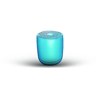 Polaroid Bluetooth Wireless Mini Speaker Rechargeable & Portable System (Blue)