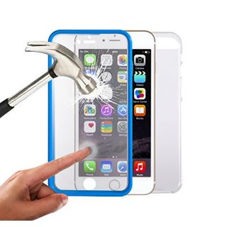 iPhone 6s Plus case, Full Protection Case for Apple iPhone 6 Plus, Beyda 2 in 1 Case Cover With Touch Screen Anti Scratc