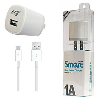 X5 Mobile Fast USB Home And Travel Wall Charger for Samsung Galaxy S7, S7 Edge, S6, or S6 Edge + 1 Micro USB cable